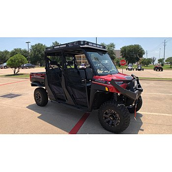 2019 Polaris Ranger Crew XP 1000 for sale 200680168