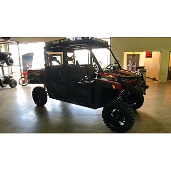 2019 Polaris Ranger Crew XP 1000 for sale 200680939