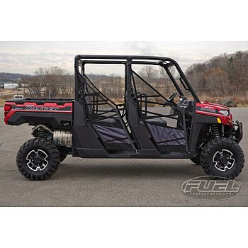 2019 Polaris Ranger Crew XP 1000 for sale 200744326