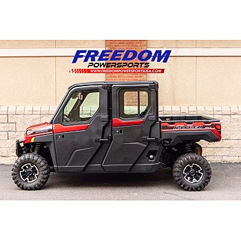 2019 Polaris Ranger Crew XP 1000 EPS Northstar Edition for sale 200830782