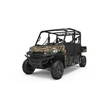 2019 Polaris Ranger Crew XP 900 for sale 200703201