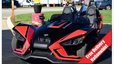 2019 Polaris Slingshot for sale 200906992