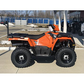 2019 Polaris Sportsman 450 for sale 200703051
