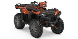 2019 Polaris Sportsman XP 1000 Lava Orange LE specifications