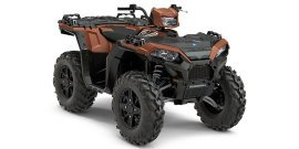 2019 Polaris Sportsman XP 1000 Matte Copper LE specifications
