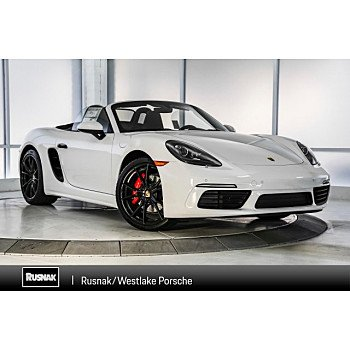 2019 Porsche 718 Boxster for sale 101086025