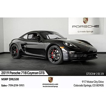 2019 Porsche 718 Cayman for sale 101209584