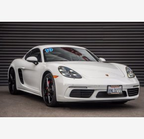 2019 Porsche 718 Cayman S for sale 101400999