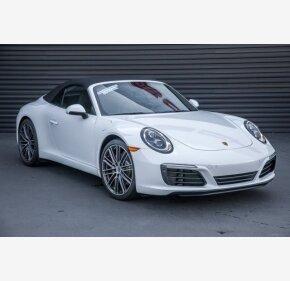 2019 Porsche 911 Cabriolet for sale 101076544