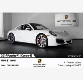 2019 Porsche 911 Carrera 4S for sale 101209583