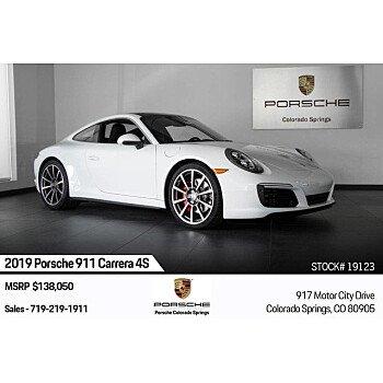 2019 Porsche 911 Carrera 4S for sale 101209583