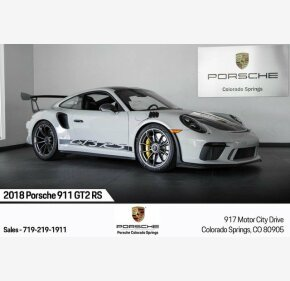 2019 Porsche 911 GT3 RS Coupe for sale 101232397