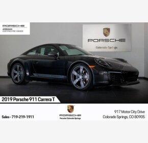 2019 Porsche 911 Carrera Coupe for sale 101304260