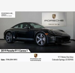 2019 Porsche 911 Carrera Coupe for sale 101325773