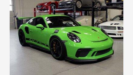 2019 Porsche 911 GT3 RS Coupe for sale 101328452