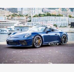 2019 Porsche 911 for sale 101339655