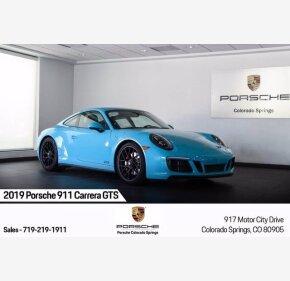 2019 Porsche 911 for sale 101343930