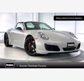 2019 Porsche 911 Targa 4S for sale 101378517