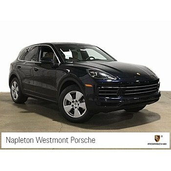 2019 Porsche Cayenne for sale 101032968