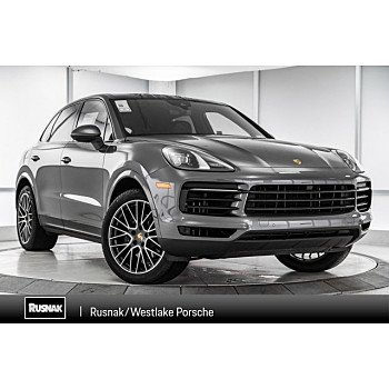 2019 Porsche Cayenne for sale 101078103