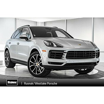 2019 Porsche Cayenne for sale 101078109