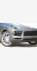 2019 Porsche Cayenne for sale 101044549
