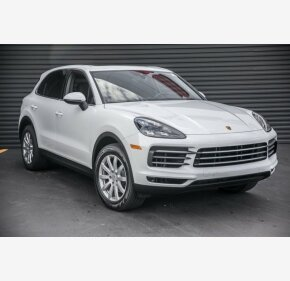 2019 Porsche Cayenne for sale 101092871