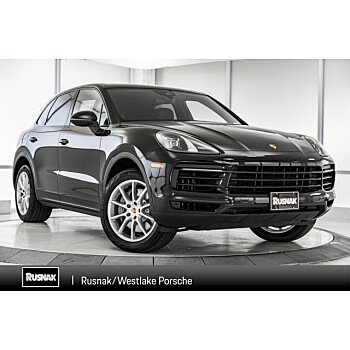 2019 Porsche Cayenne S for sale 101106547