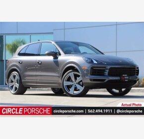 2019 Porsche Cayenne for sale 101131892