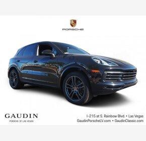 2019 Porsche Cayenne for sale 101180231