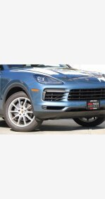 2019 Porsche Cayenne for sale 101259873