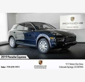 2019 Porsche Cayenne for sale 101273616