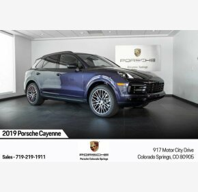 2019 Porsche Cayenne for sale 101281264