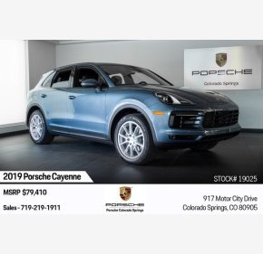 2019 Porsche Cayenne for sale 101297674