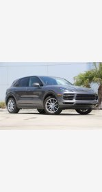 2019 Porsche Cayenne for sale 101297945