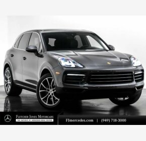 2019 Porsche Cayenne for sale 101301322