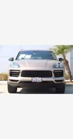 2019 Porsche Cayenne for sale 101368221