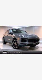 2019 Porsche Cayenne for sale 101376380