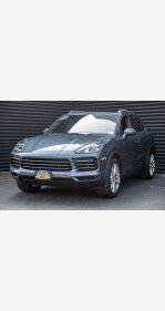 2019 Porsche Cayenne for sale 101389979