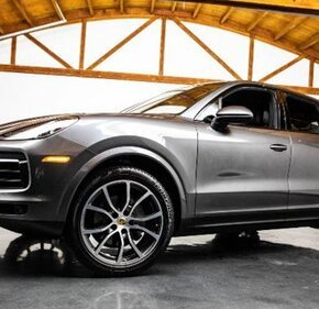 2019 Porsche Cayenne for sale 101401700