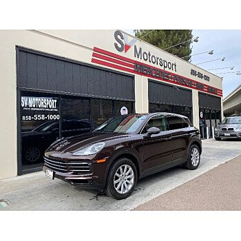 2019 Porsche Cayenne for sale 101426547