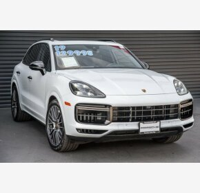2019 Porsche Cayenne Turbo for sale 101265637