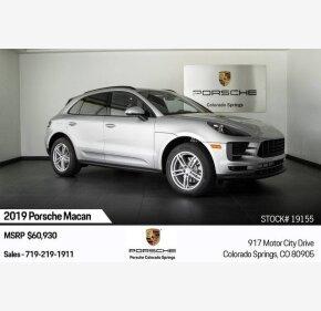 2019 Porsche Macan for sale 101209620