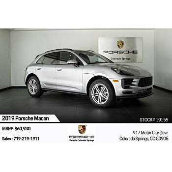 2019 Porsche Macan for sale 101209620