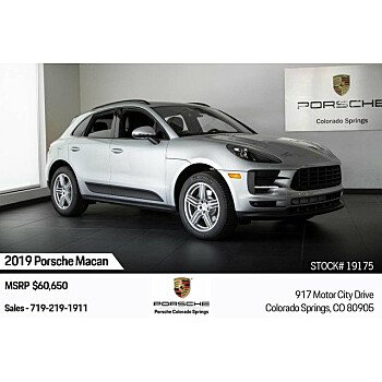 2019 Porsche Macan for sale 101209628