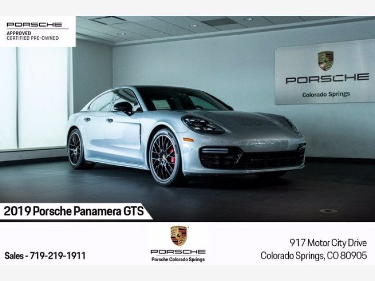 2019 Porsche Panamera GTS for sale 101549627