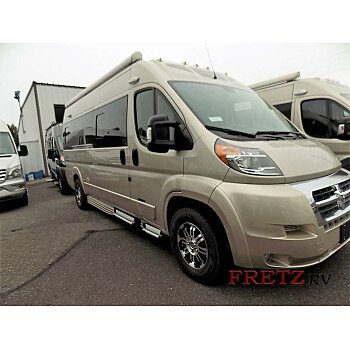 2019 Roadtrek Zion For Sale Near Souderton Pennsylvania