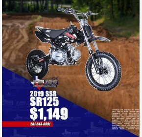 2019 SSR SR125 for sale 200642107