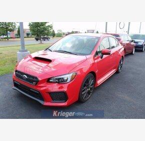 2019 Subaru WRX STI for sale 101346416