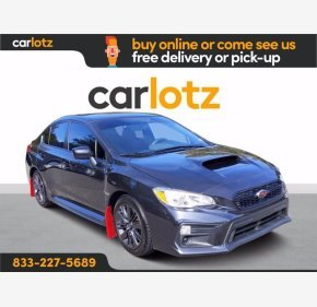 2019 Subaru WRX for sale 101401210